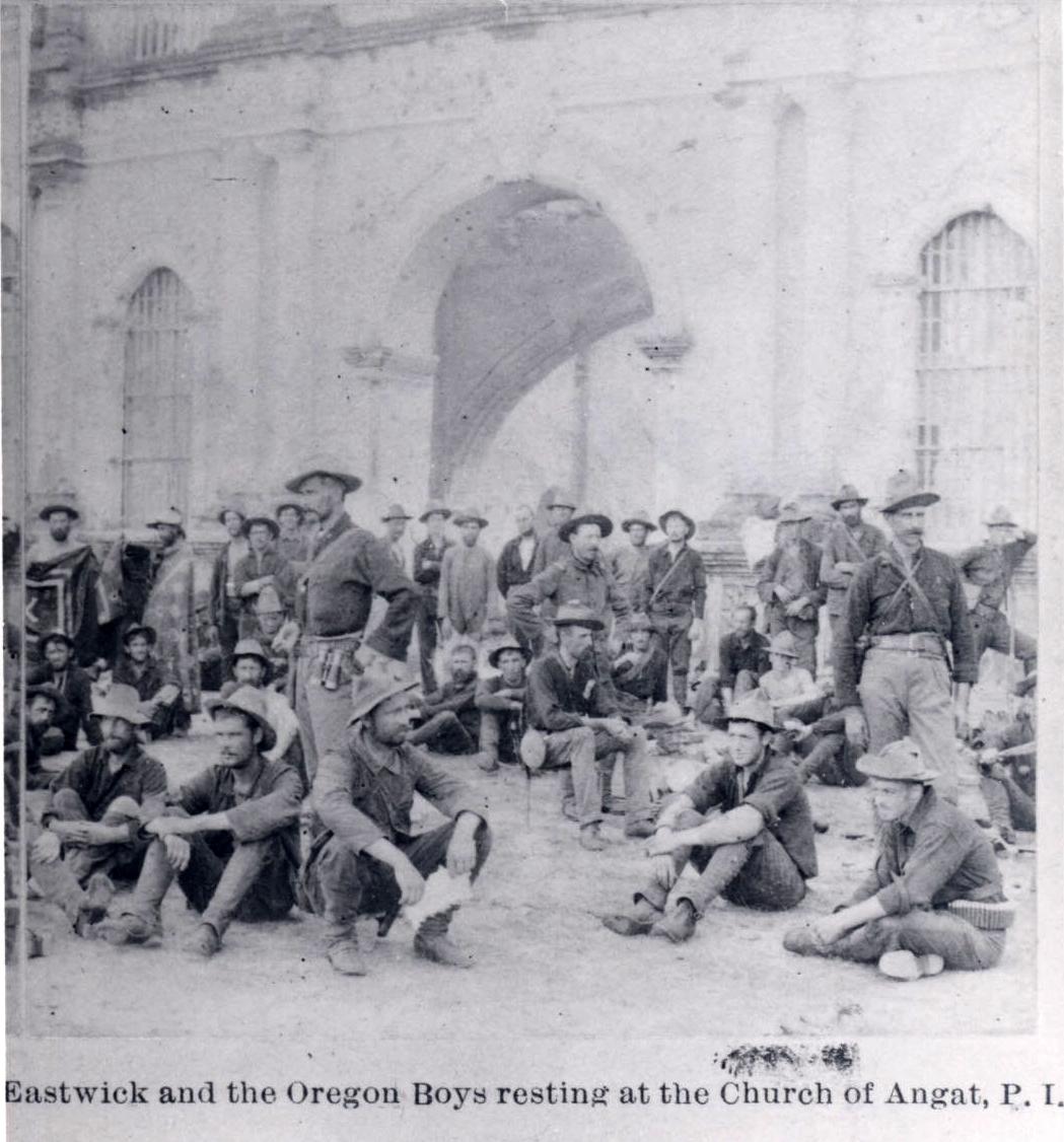 Oregon Volunteers in Angat, Philippines