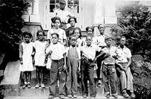 blacks in Oregon