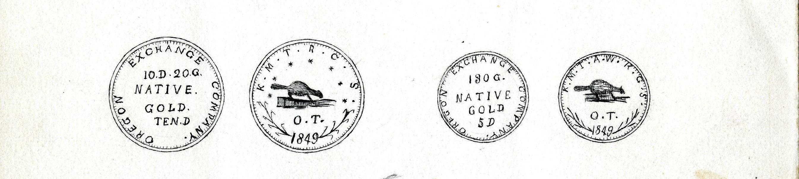 Beaver Coins