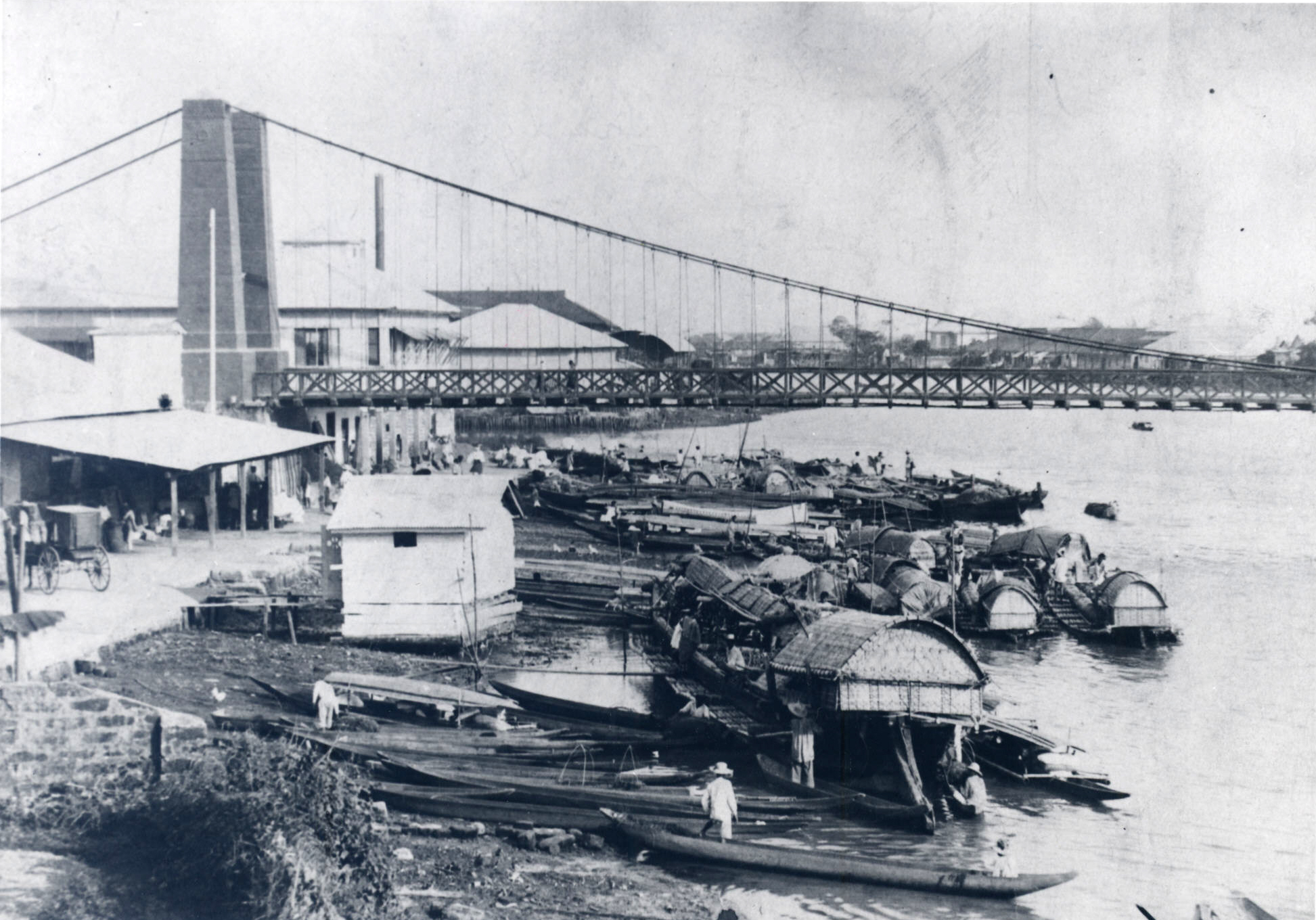Pasig River, Manila Bay