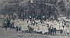 First Pioneer Picnic, Sept. 1, 1887, east of Crawfordsville