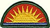 41st Infantry Division insignia.