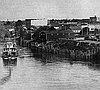 River traffic at Albany