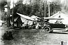 Camping at Lithia Park, Ashland, 1911.