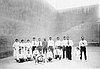 Basque pelota fronton, c. 1920