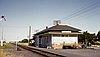 Union Pacific Railway Depot, Boardman, July, 1954.