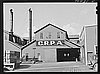 Entrance to the Columbia River Packers Association (CRPA) plant, Astoria, Sept. 1941.