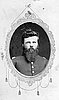 Colonel George B. Currey in 1864 as commander of John M. Drake's 1st Oregon cavalry expedition.