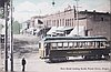 Forest Grove Transportation Company streetcar crossing Main St. on 21st Ave., Forest Grove, about 1907.