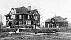 Doernbacher House at 2323 NE Tillamook St. in the 1900s (built 1903).