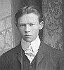 Dan Kelly, 1904 photo in Baker High School yearbook.