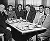 Klamath Tribal Council, 1955