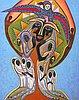 """Tree of Life, 2000 (68""""x54"""") (Eritrea)."""