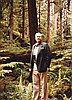 Michael McCloskey, Willamette National Forest on the Tall Trees Trail near Willamette Pass, 1990.