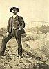 William Milbury in Grants Pass, Oct. 1907.