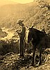 Forest Ranger Loren J. Cooper, ca.1930s .