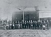 Salvation Army, Portland, band, ca 1890