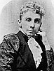 Mary P. Avery Sawtelle, about 1891.