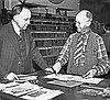 Charles Sprague (left).