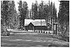 Elk Lake Guard Station, 2002