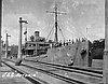 U.S.S. Astoria (AK-8) in Panama Canal, either Jan. 1920 or Nov. 1921.