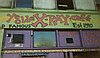 X-Ray Cafe's exterior, still from documentary X-Ray Visions.