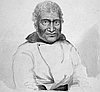"""Naukane, also known as John Coxe and """"Old Cox,"""" was a Pacific Islander living in Fort Vancouver in the 1840s."""
