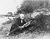 Harvey Scott near Seaside, 1905