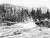 Hydraulic Mine Operation, Jackson County