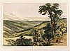 Lithograph, Valley of the Willamette River // OrHi 49030