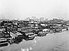Portland Waterfront, West Side, c. 1922 // Gi 6921