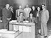 Signing Oregon's Civil Rights Bill, 1953