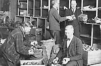Commodities Collected for Unemployed Labor 1922 P2002