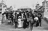 Grand Stairway Lewis & Clark Expo 1905 P200