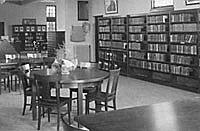 Reading Room North Portland Branch Library P2002